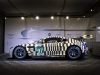 Aston Martin Vantage GTE Le Mans art car by Tobias Rehberger