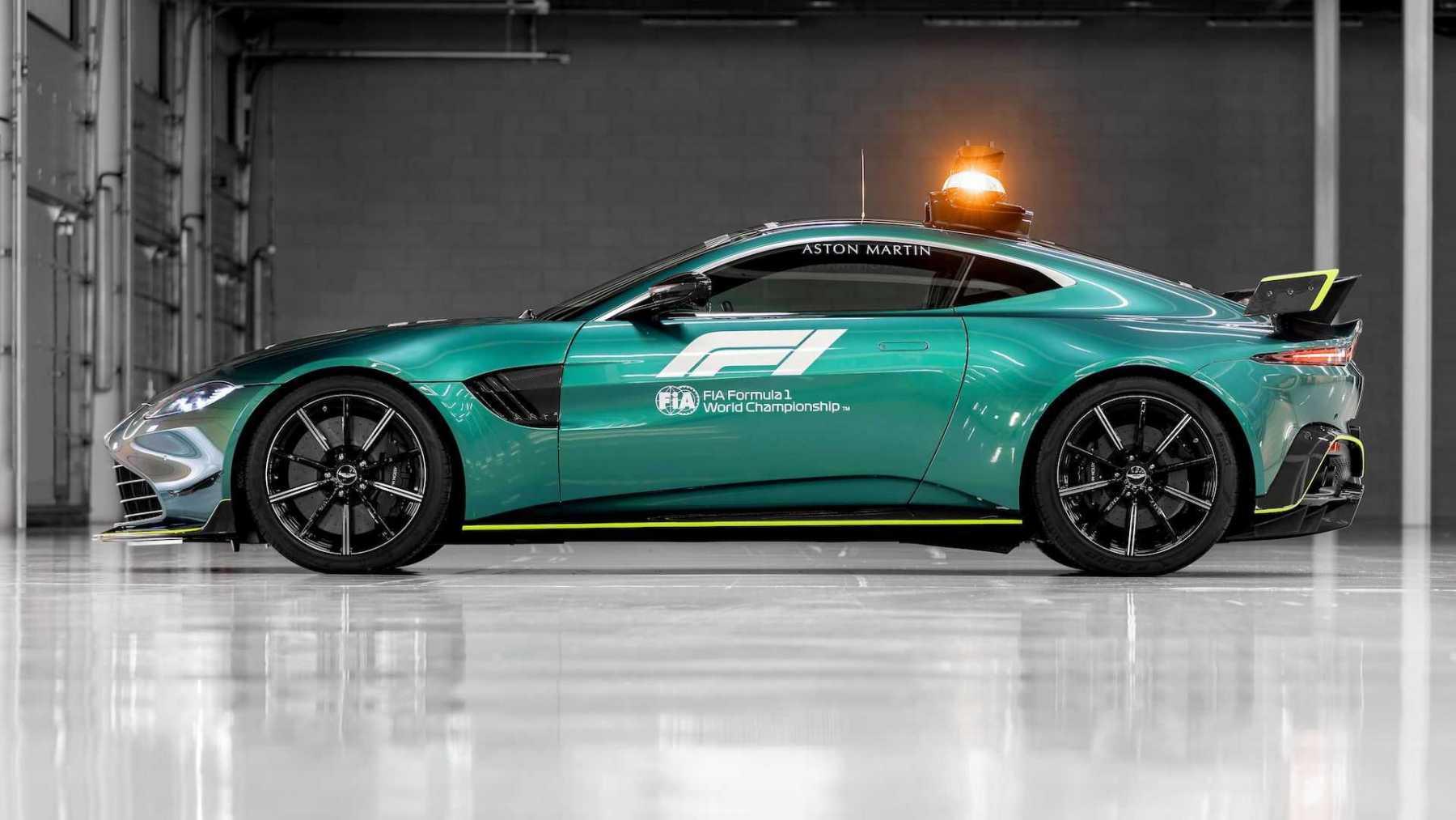 Aston Martin Vantage - Safety Car F1
