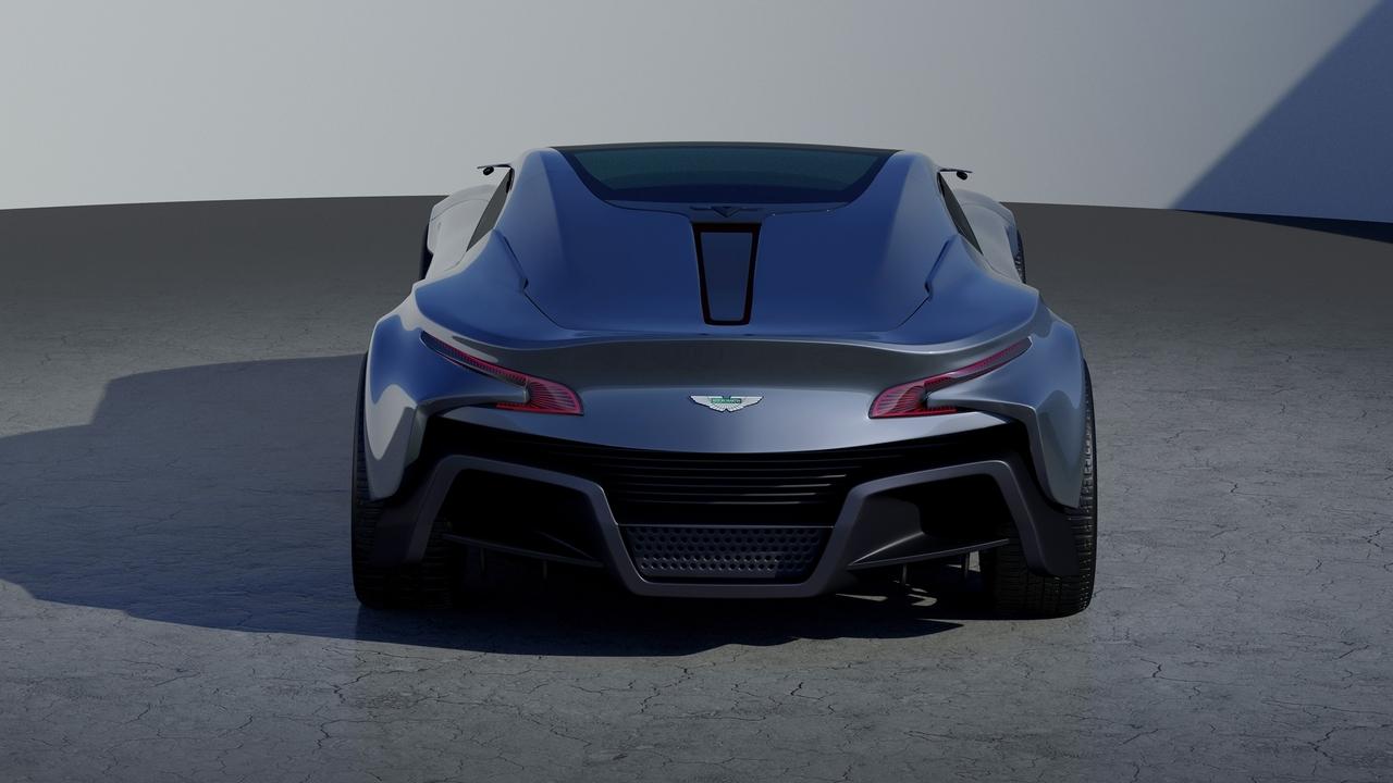 Aston Martin Vanteon - Render
