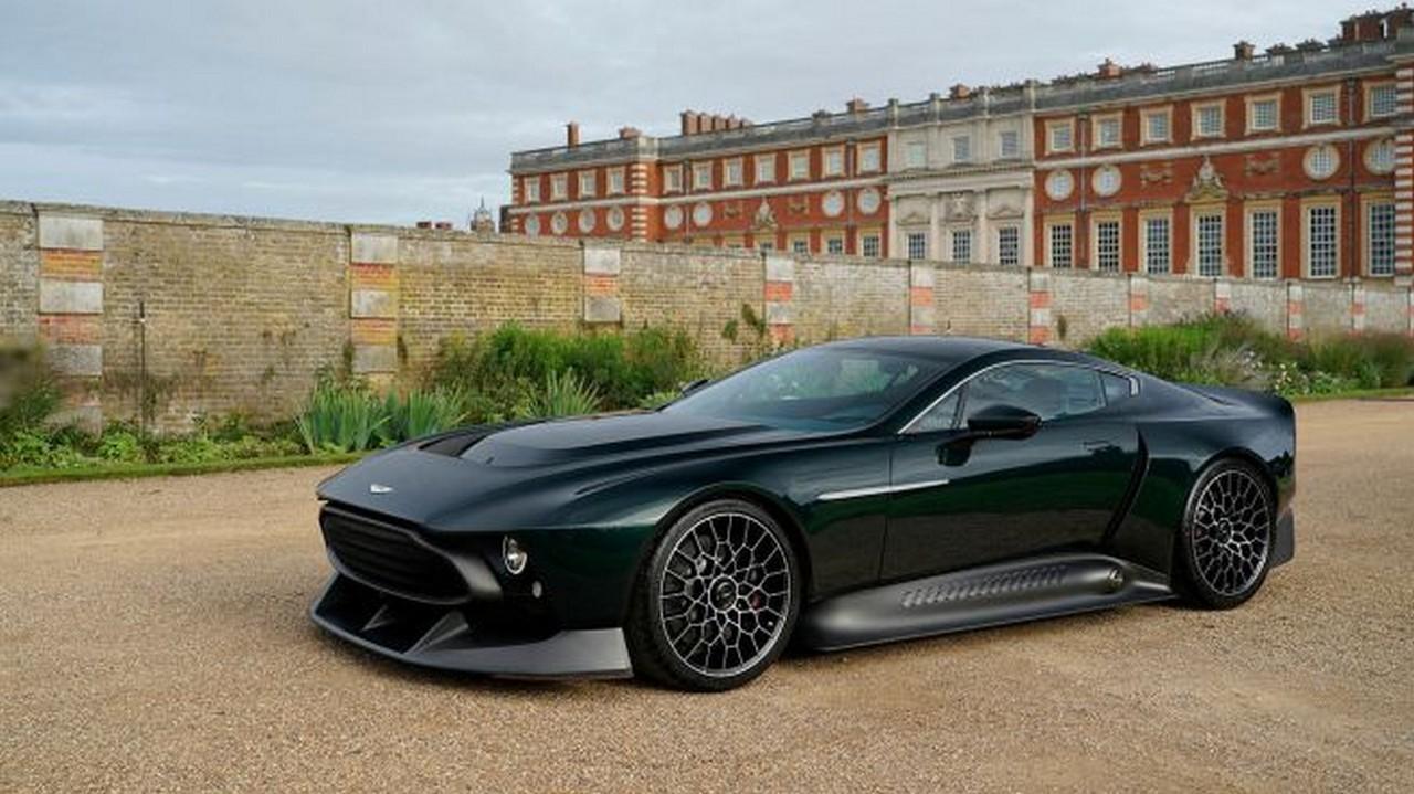 Aston Martin Victor - gallery 2020