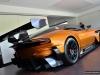 Aston Martin Vulcan arancione brillante