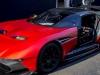 Aston Martin Vulcan rossa
