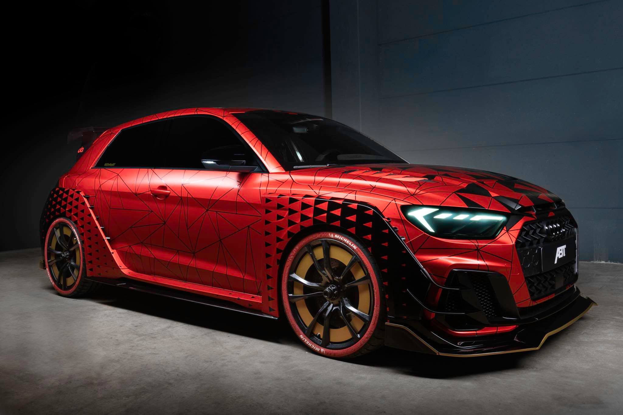 Audi A1 1of1 - Daniel Abt