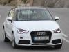 Audi A1 e-tron elettrica foto spia agosto 2012