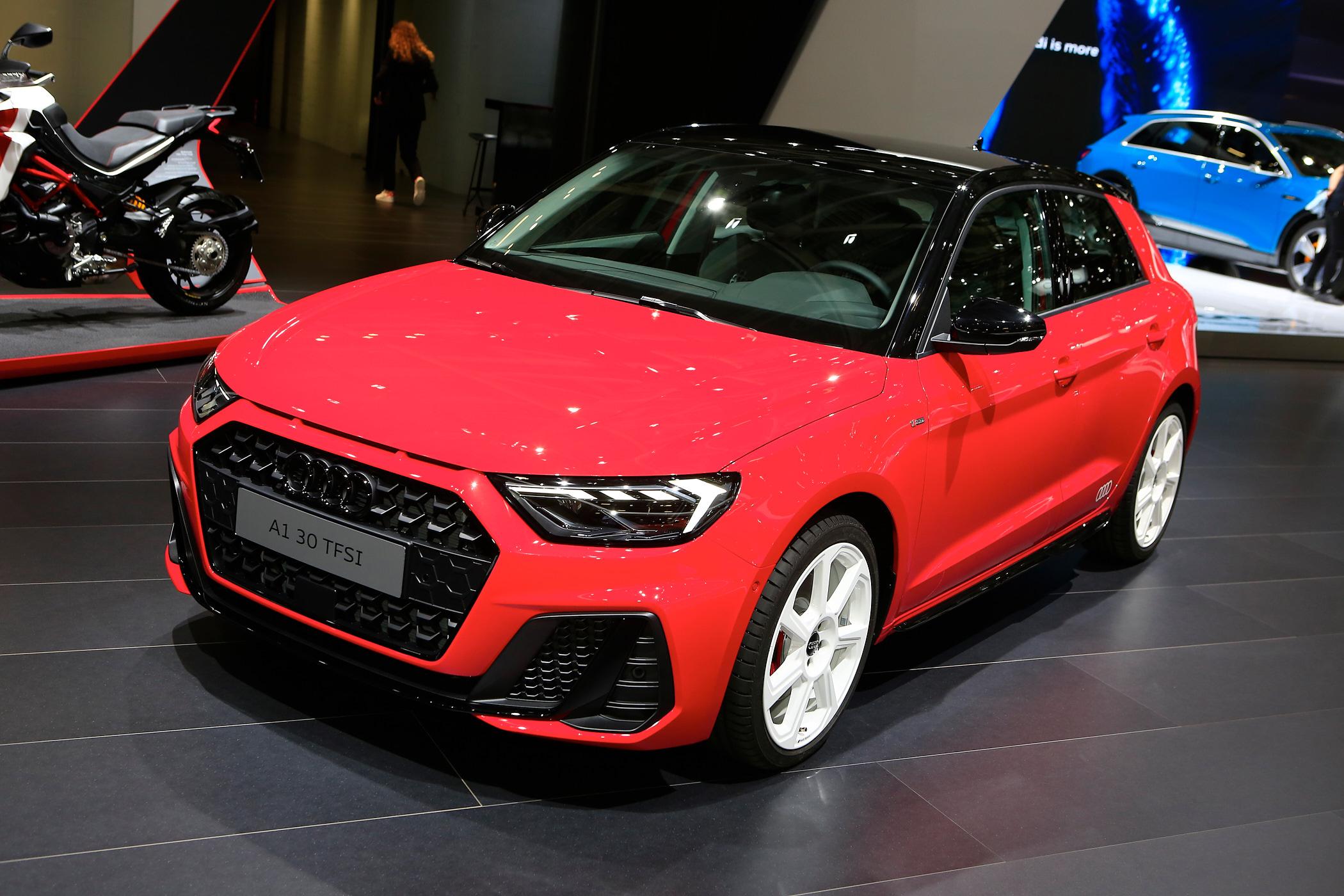 Audi A1 Sportback MY 2019 - Salone di Parigi 2018