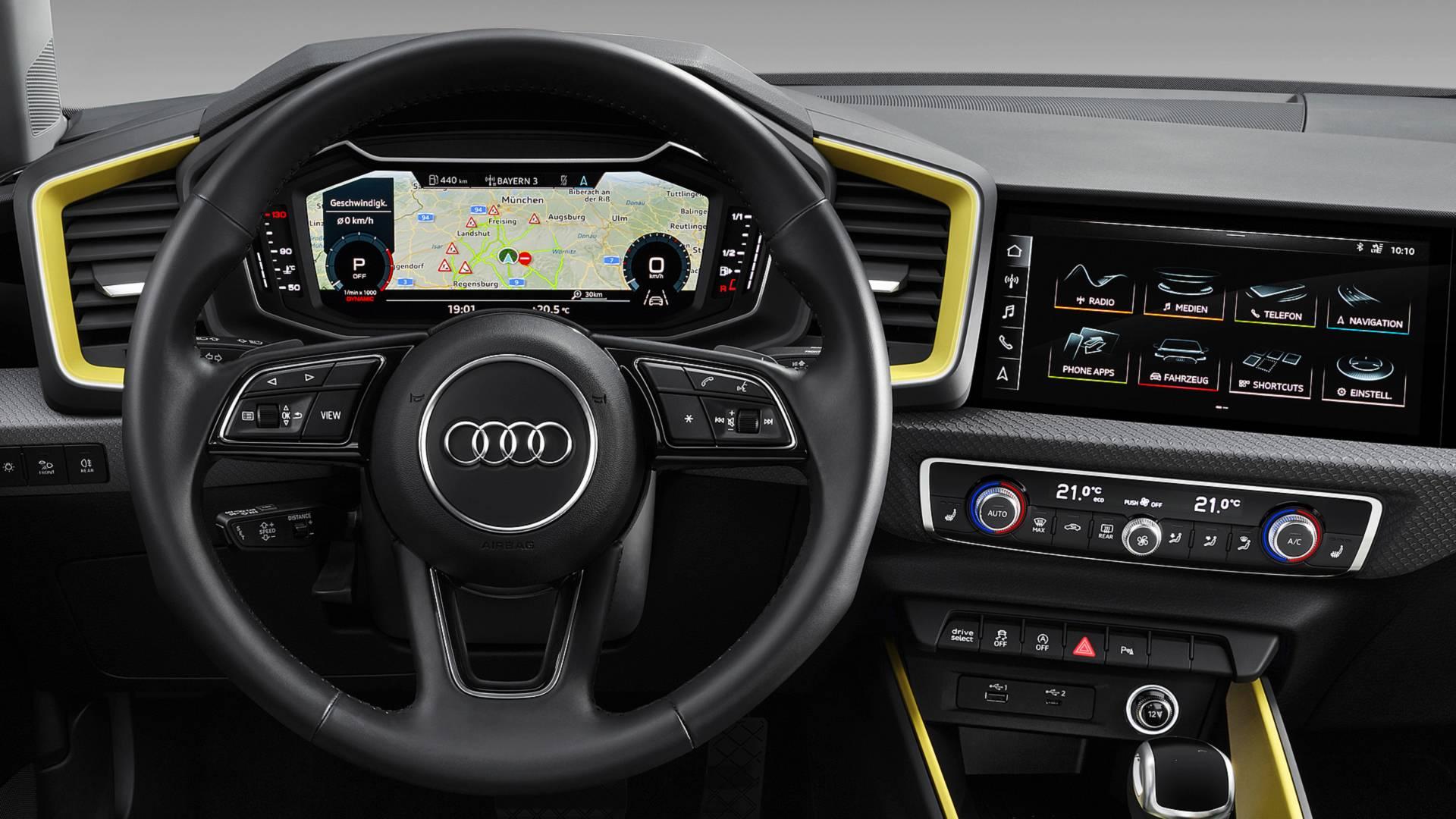 Audi A1 Sportback My 2019 4 16