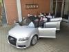 Audi A3 Cabrio dotata di sei porte