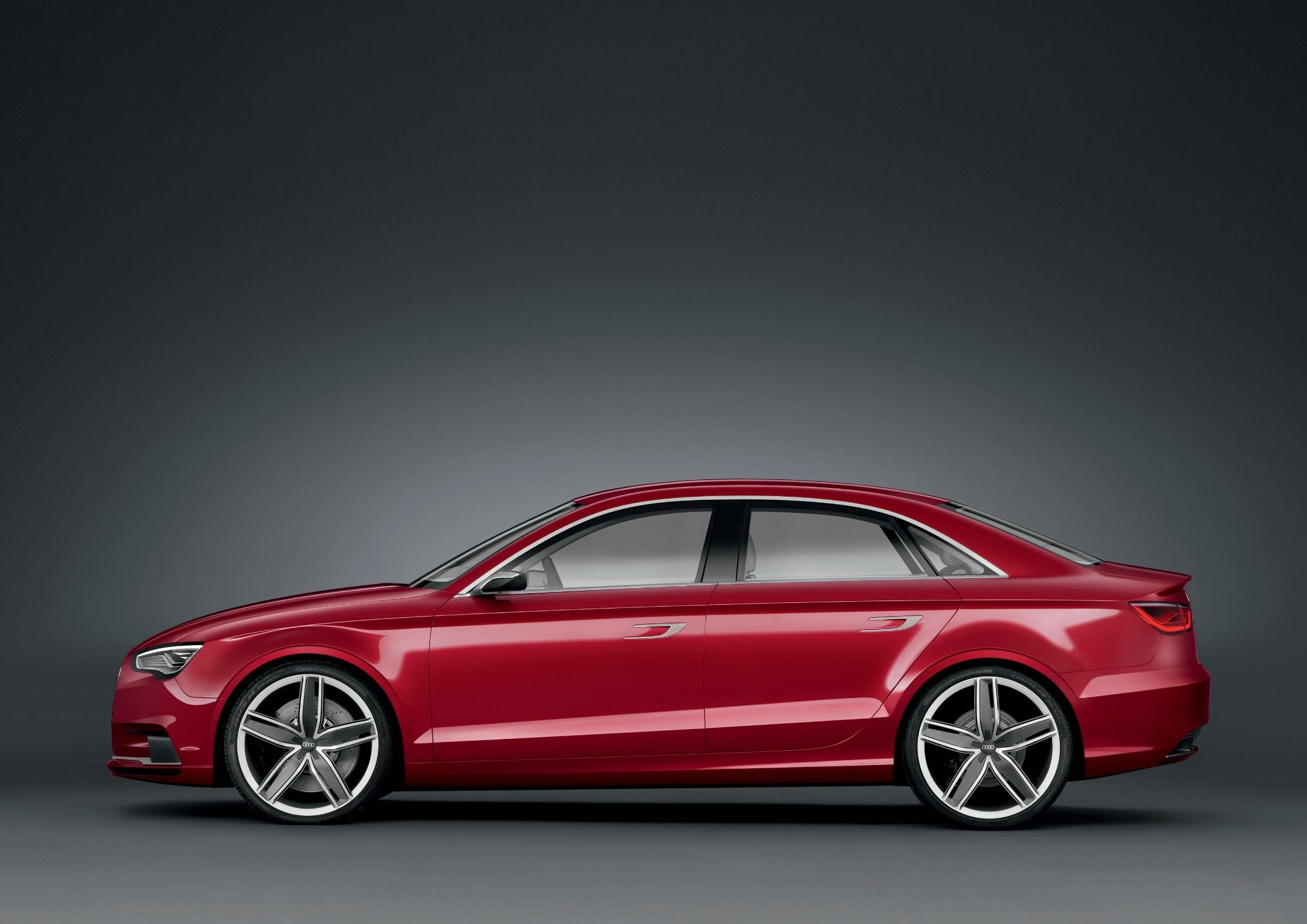 Audi A3 Concept Foto 4 Di 15