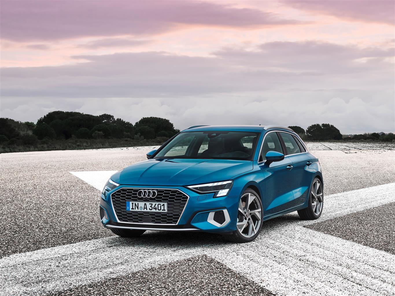 Audi A3 - Quattro generazioni