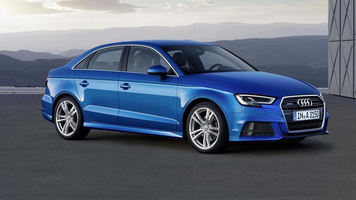 Audi a3 restyling my 2017 foto 1 di 9 for Audi a3 restyling 2017