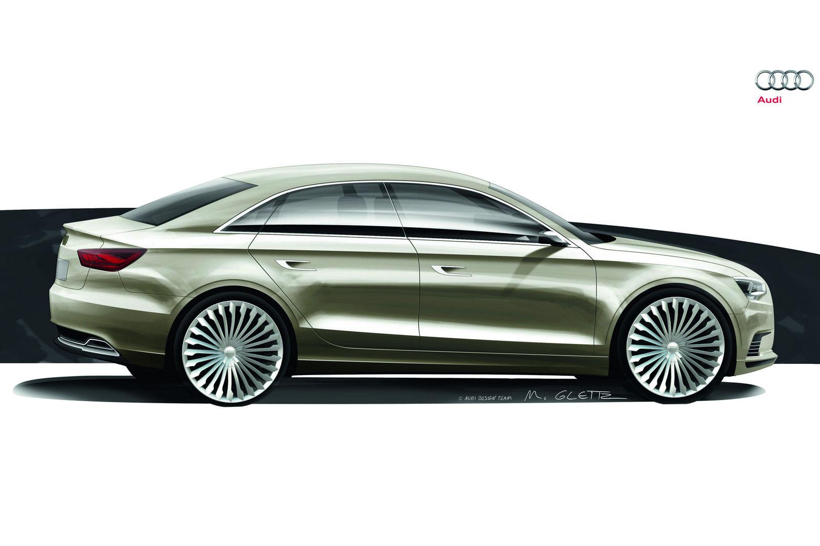 Audi A3 Sedan E Tron Concept Foto 9 Di 17