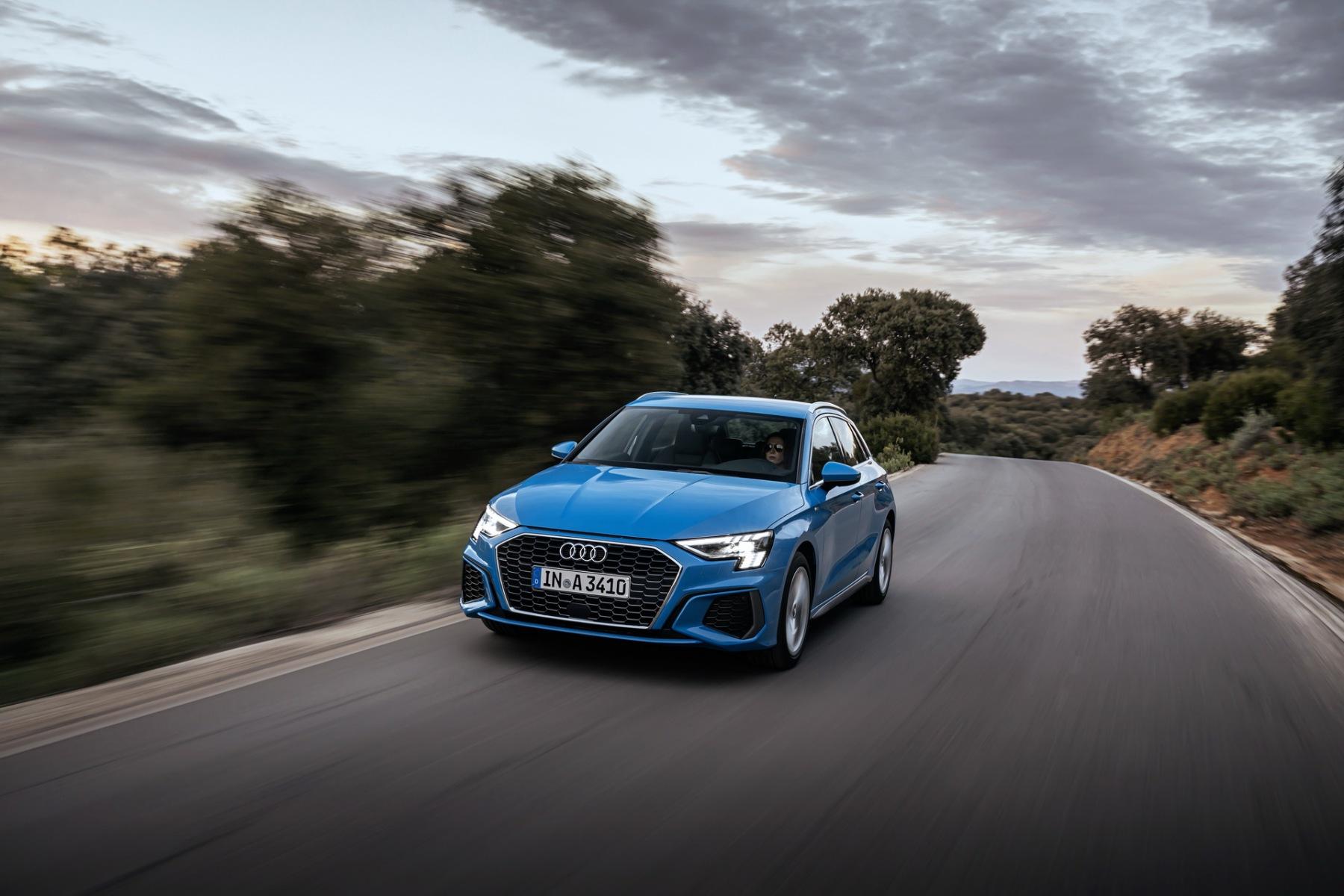 Audi A3 Sportback 2020 - Foto ufficiali