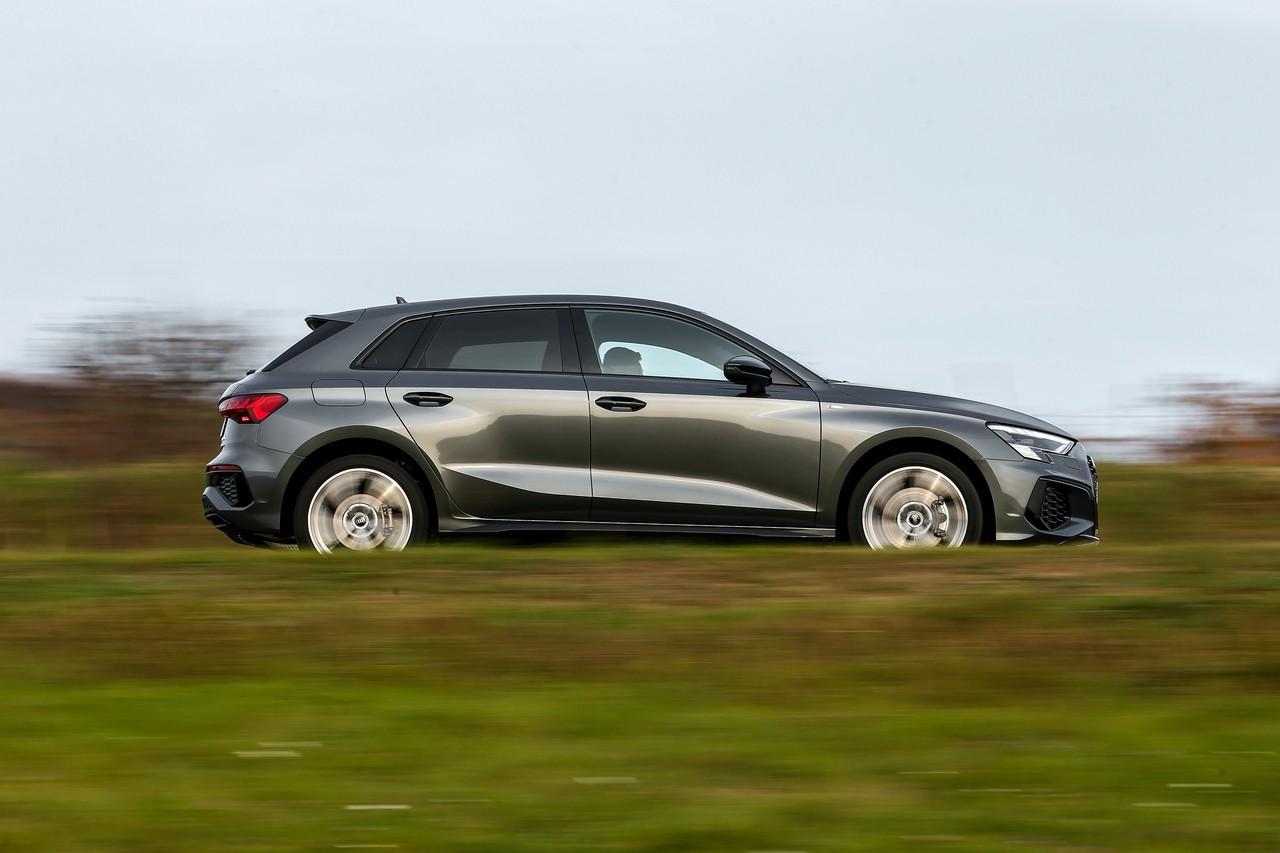 Audi A3 Sportback TFSI e 2020 prova su strada
