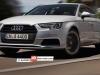 Audi A4 2016 - Rendering by Julien Jordy