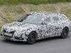 Audi A4 restyling foto spia luglio 2011