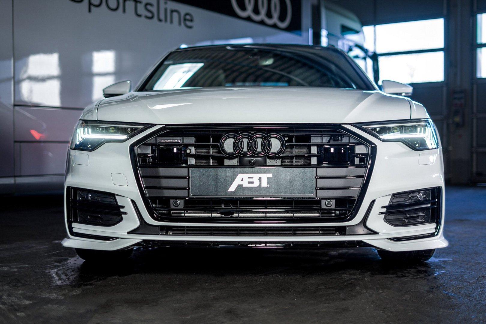 Audi A6 by ABT