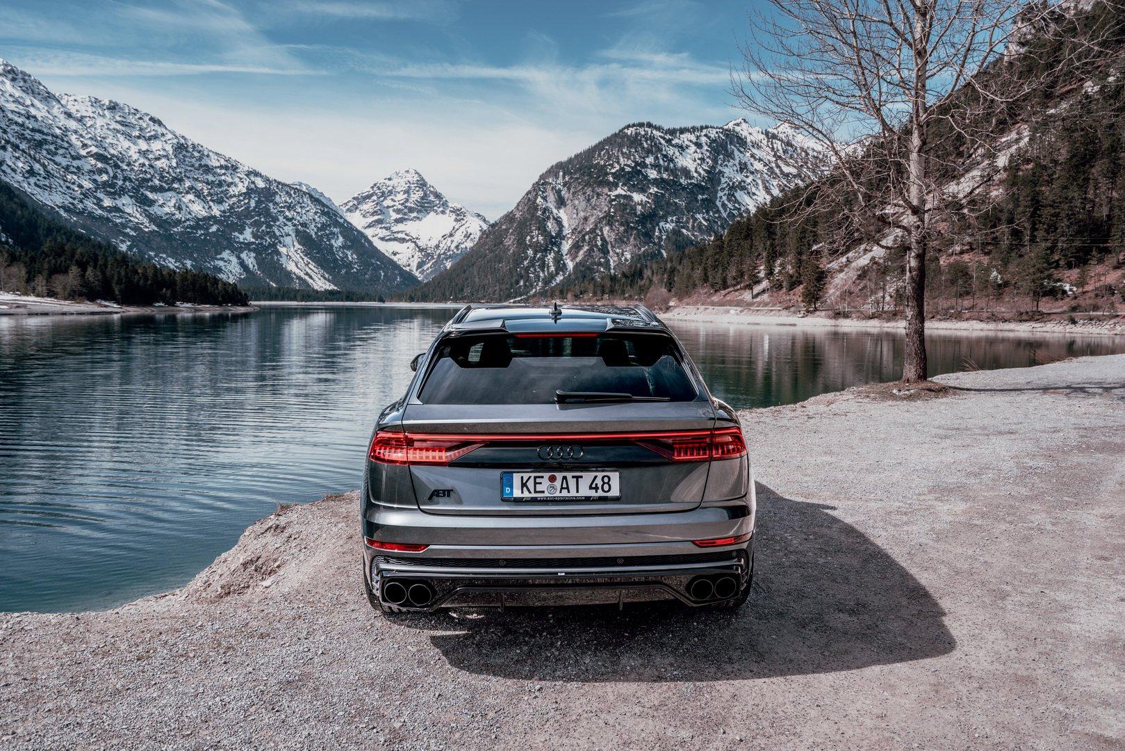 Audi A6 e Q8 - Tuning ABT