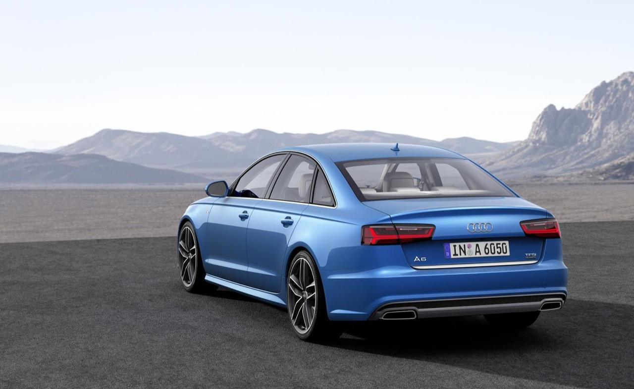 Audi A6 Facelift 2014 Foto 6 Di 36
