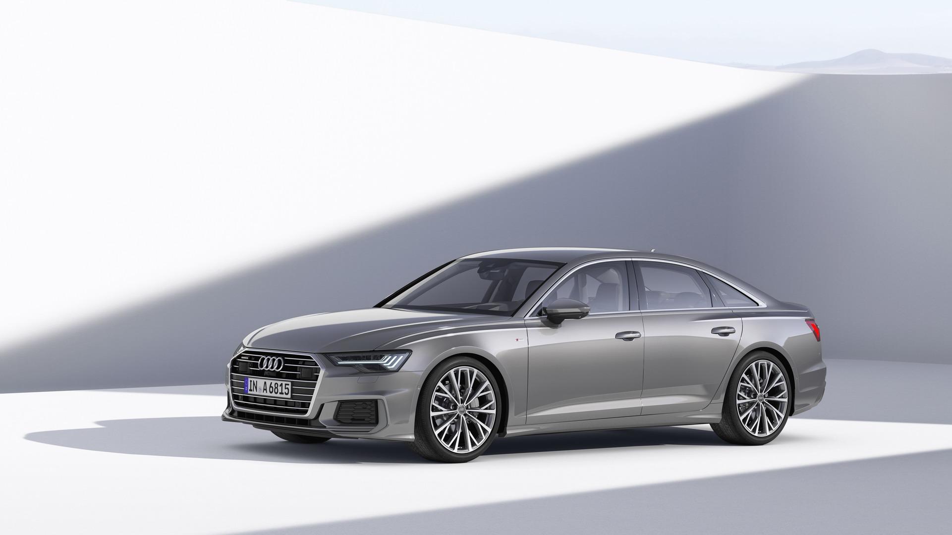 Audi A6 MY 2019