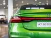 Audi A7 Java Green