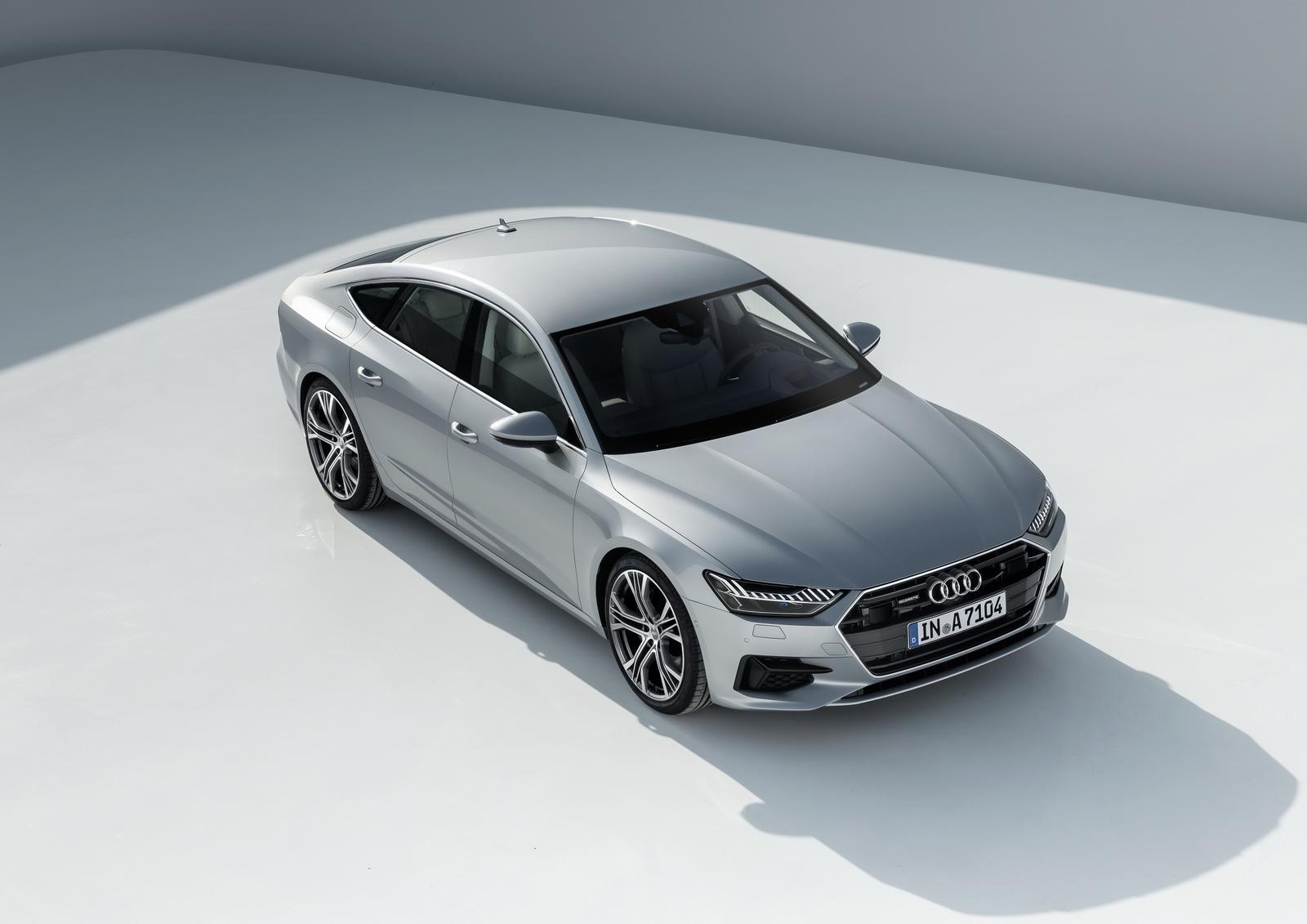 Audi A7 Sportback MY 2018