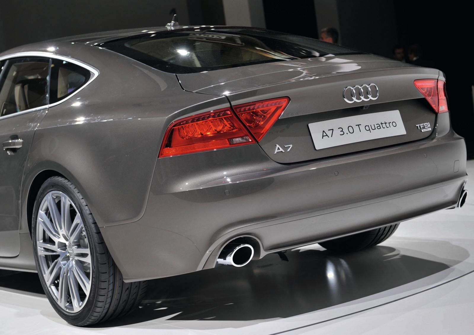 Audi A Sportback - Audi 87