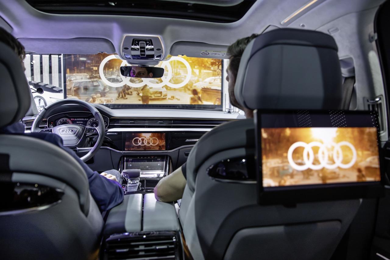 Audi al CES 2019