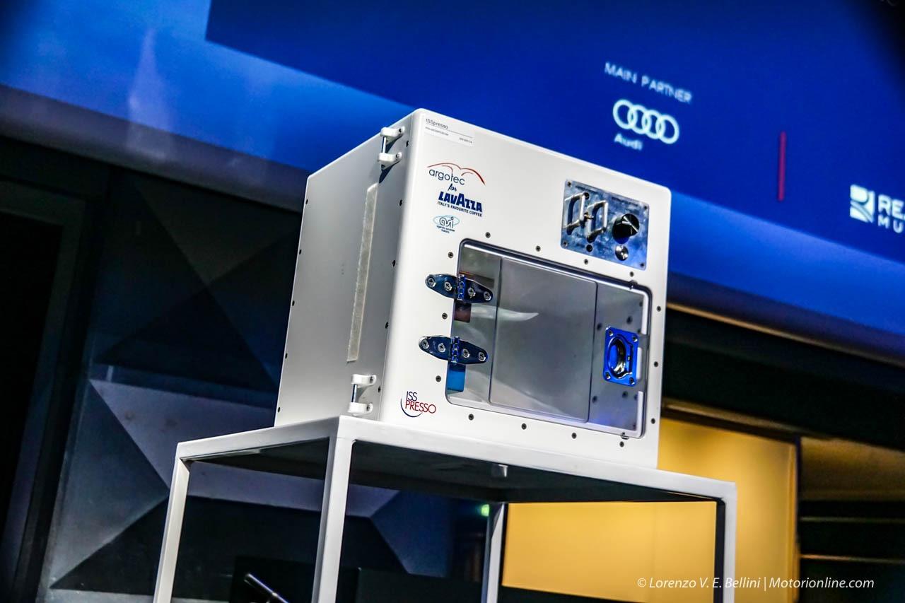 Audi - Argotec Open Space