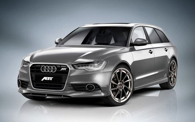 Audi AS6 by ABT