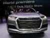 Audi Crosslane Coupe Concept - Salone di Parigi 2012