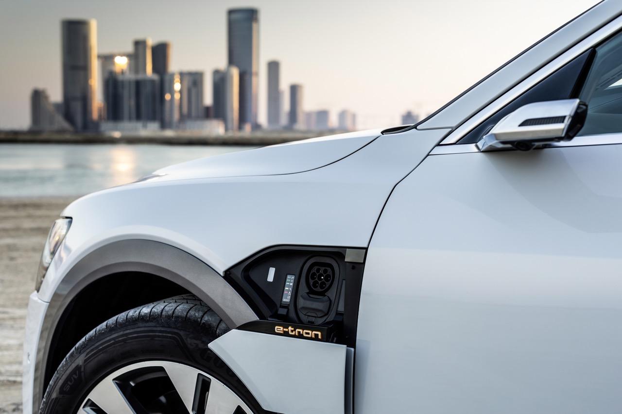 Audi e progetto EEBUS