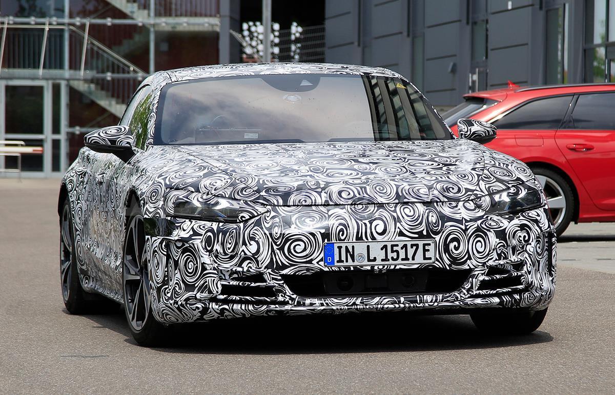 Audi e-tron GT 2021 - Foto spia 05-06-2020