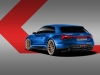 Audi e-tron GT shooting brake, coupe, cabrio - Rendering