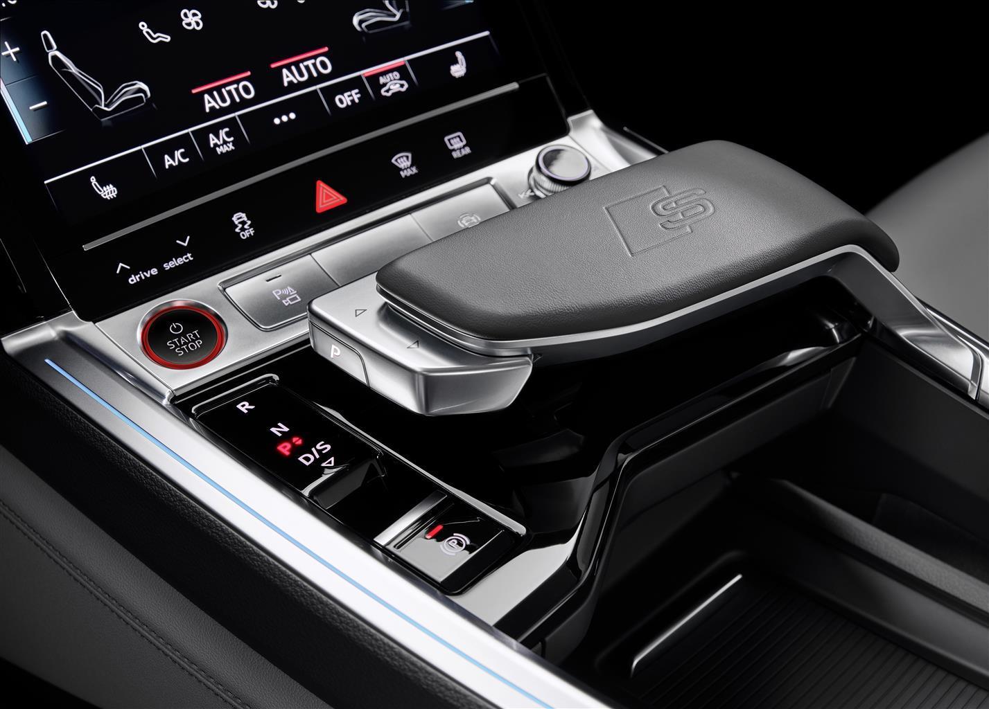 Audi e-tron S e Audi e-tron S Sportback