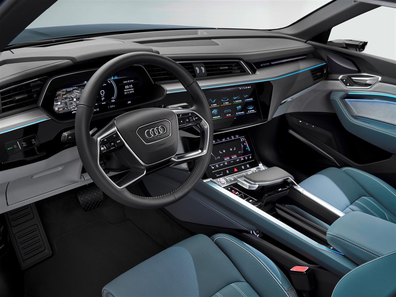 Audi e-tron Sportback 2020