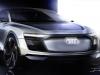 Audi e-tron Sportback Concept - Teaser