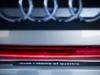 Audi e-tron sulla pista Streif di Kitzbuhel