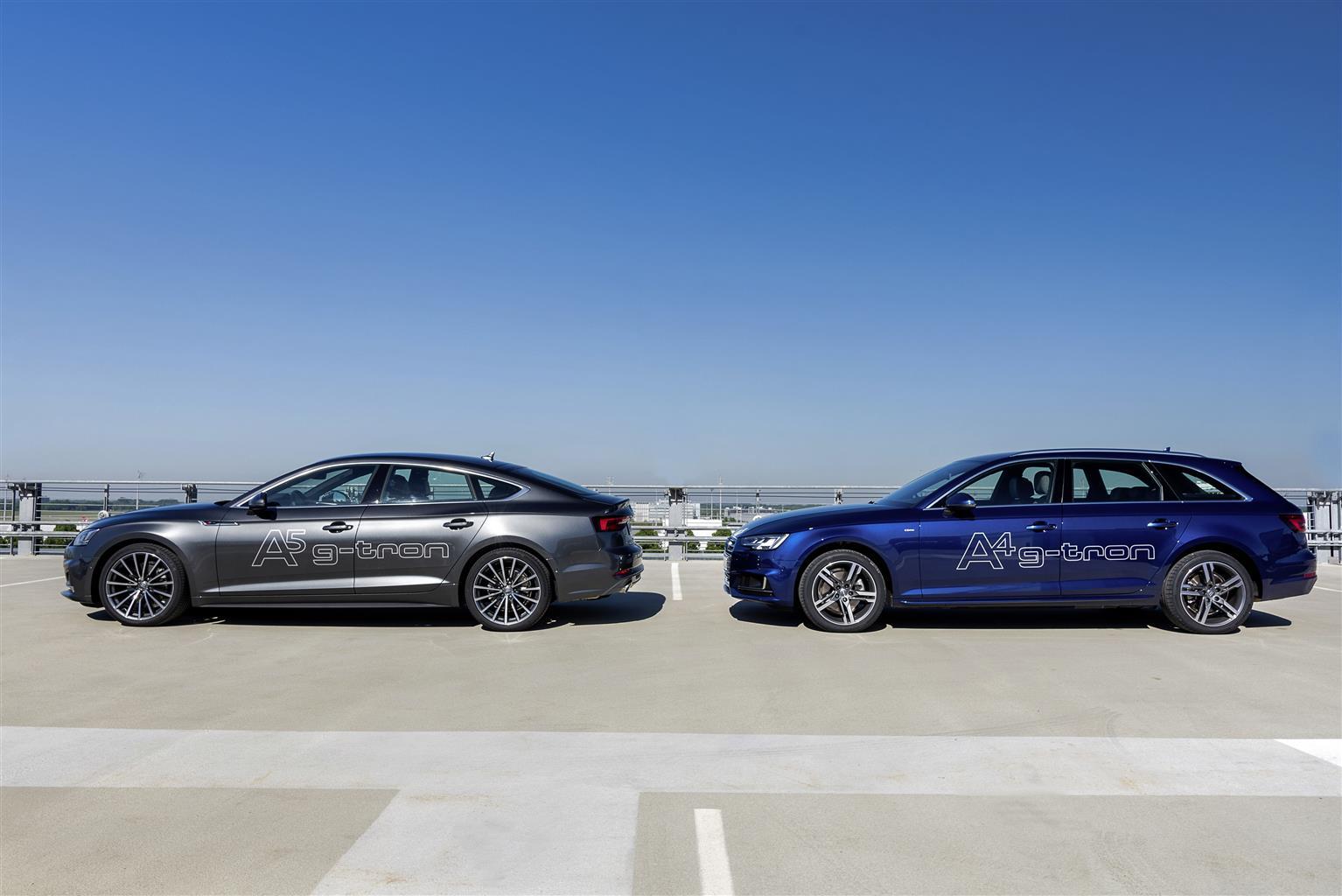Audi g-tron