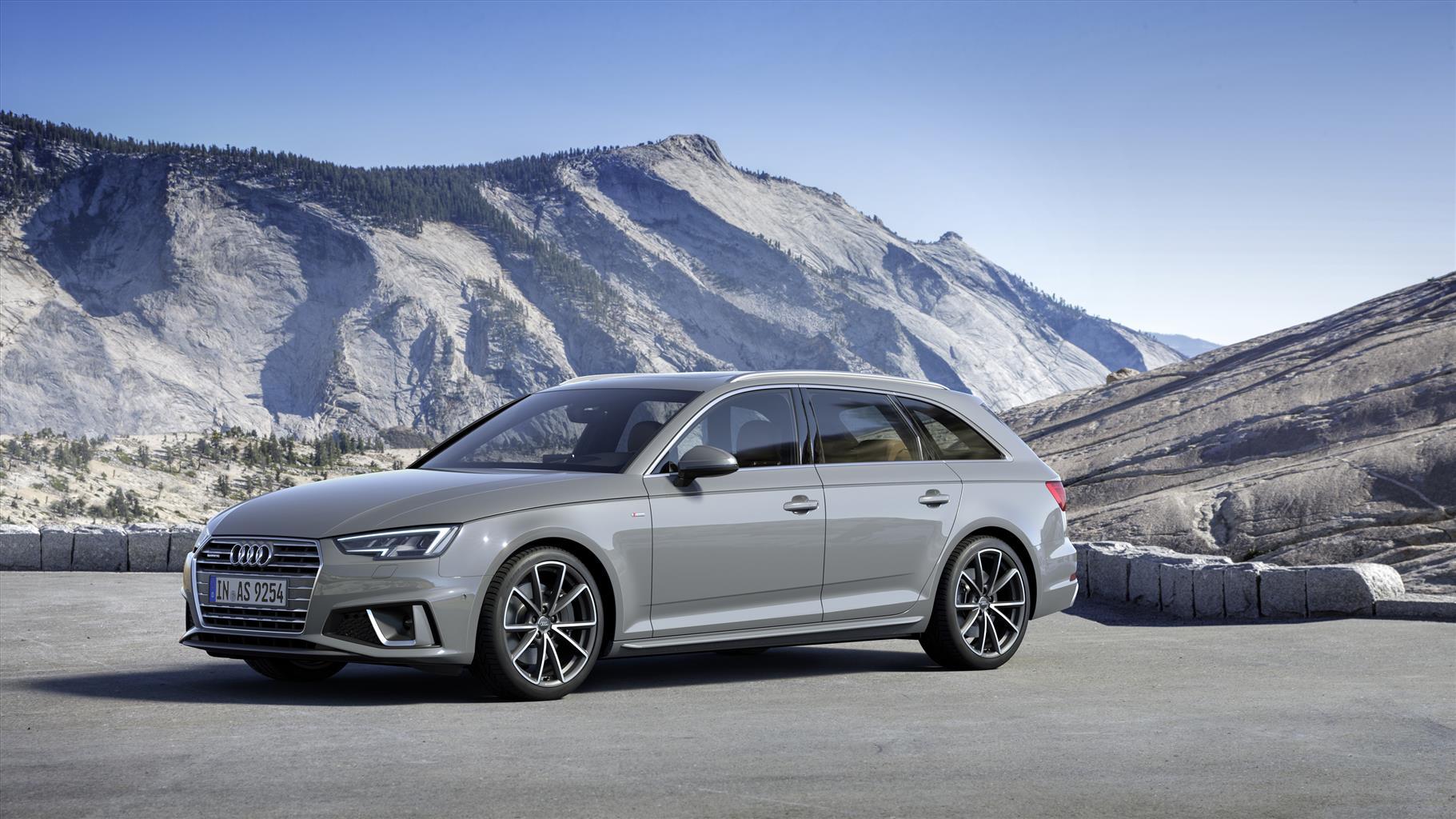 Audi - Gamma A 2019