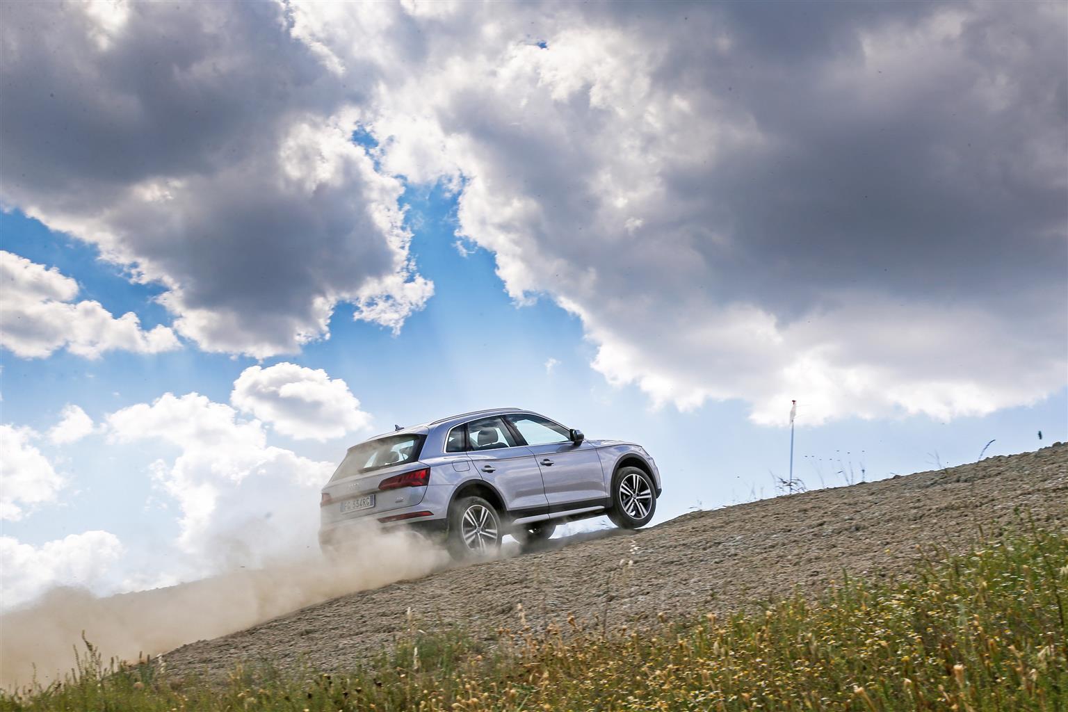 Audi - Gamma Q