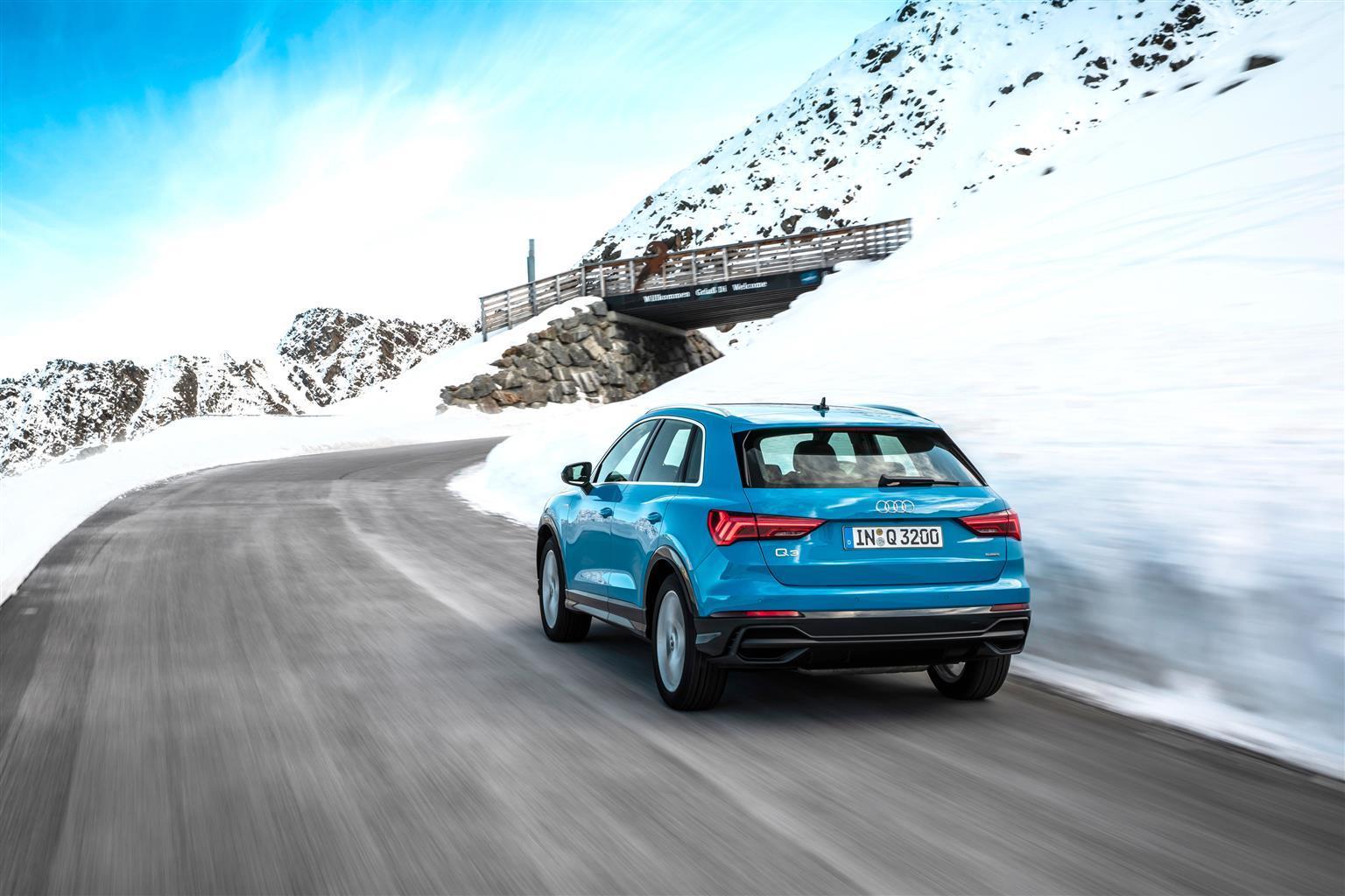 Audi Q3 e Q3 Sportback 2021