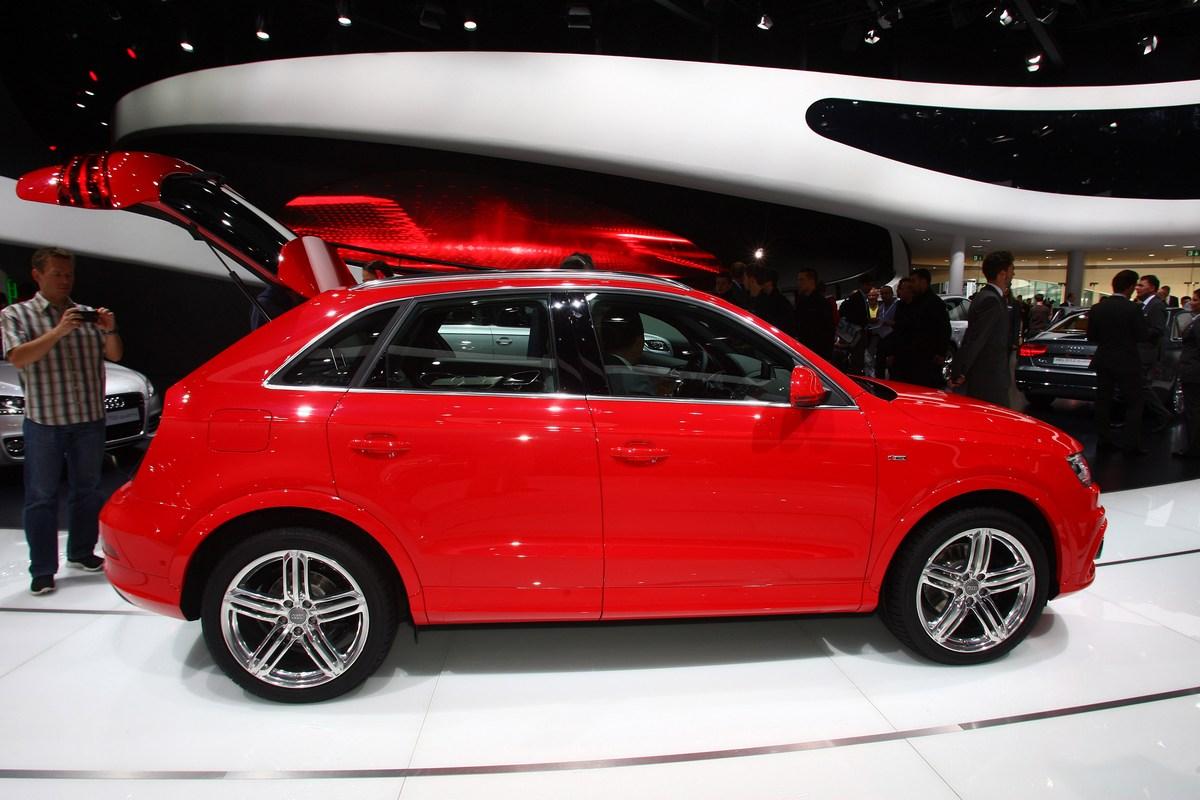Audi Q3 Salone Di Francoforte 2011 Foto 6 Di 7
