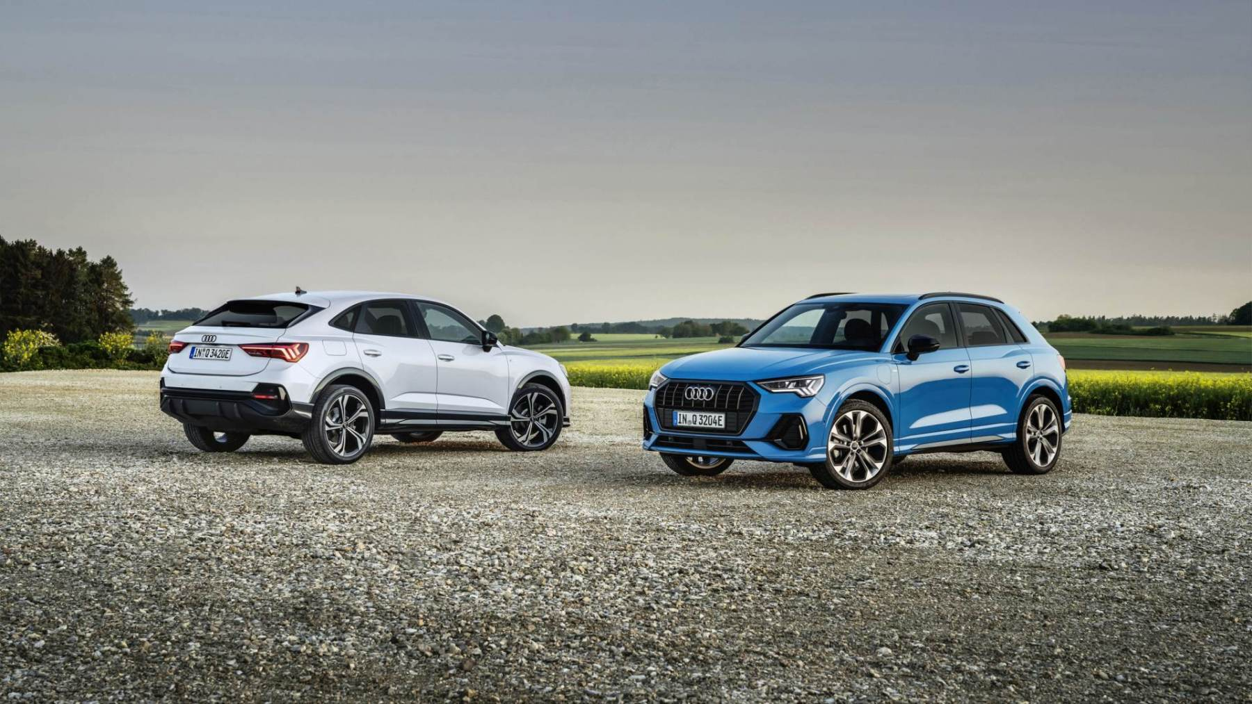 Audi Q3 TFSI plug-in hybrid 2021