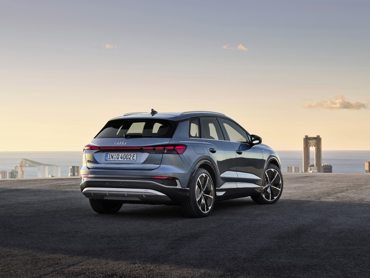 Audi Q4 e-tron  2021 - Foto ufficiali