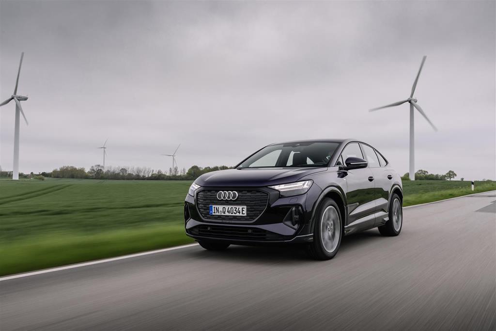 Audi Q4 Sportback 40 e-tron