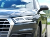 Audi Q5 prova su strada 2017