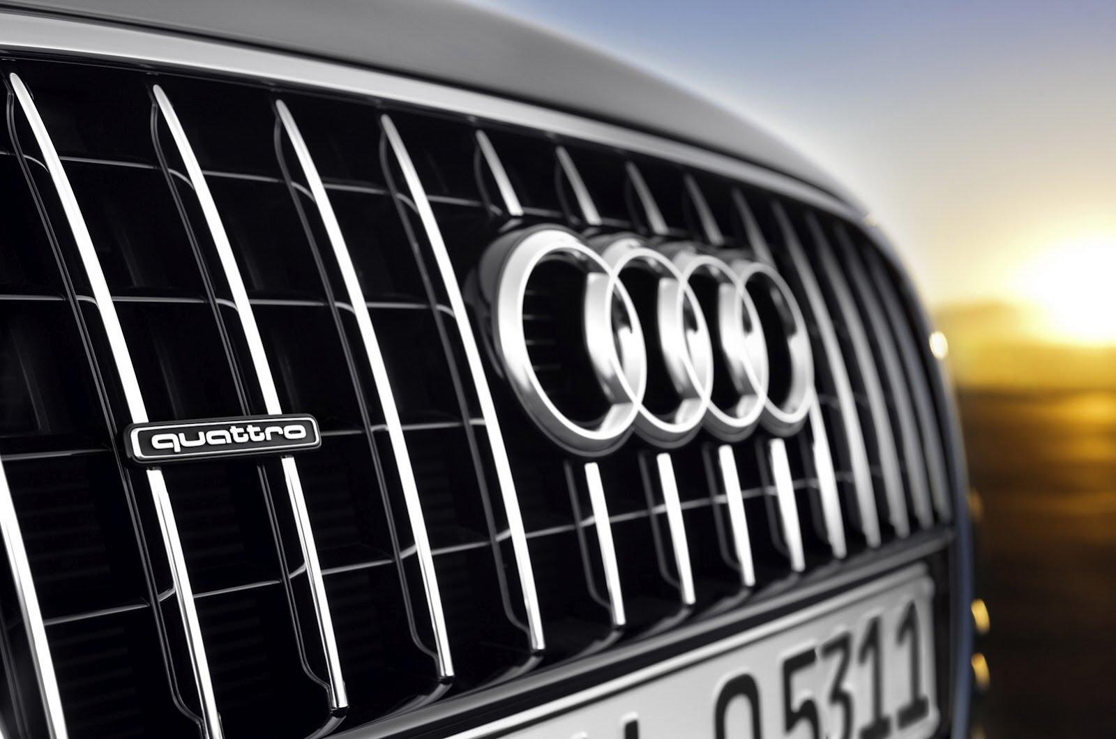 Audi Q5 restyling 2013