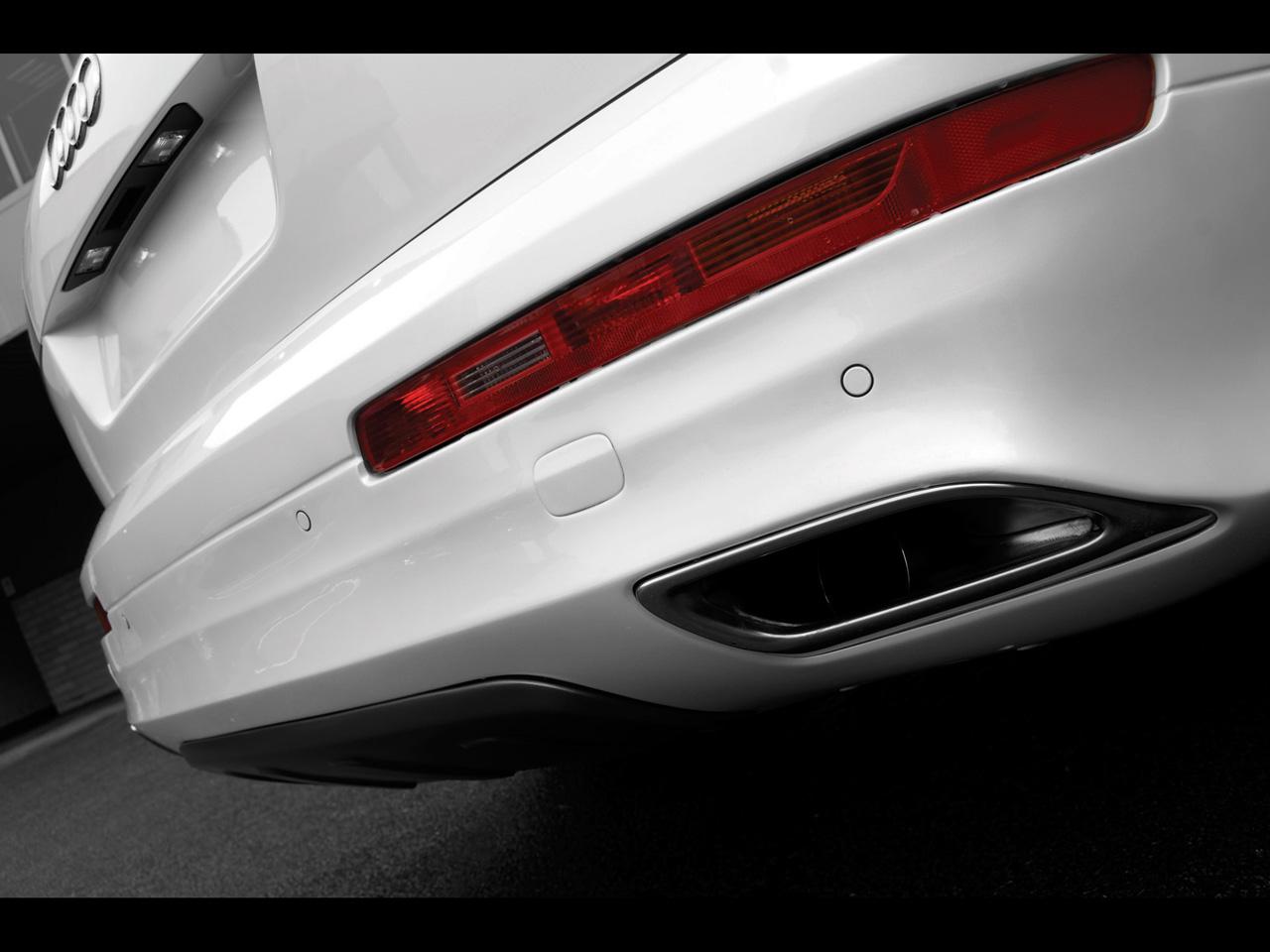 Audi Q7 >> Audi Q7 by Project Kahn - Foto 6 di 9