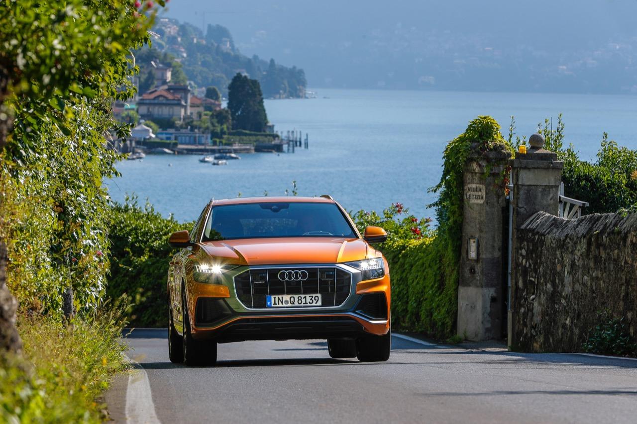 Audi Q8 - Test Drive