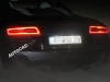Audi R8 2013 foto spia aprile 2012